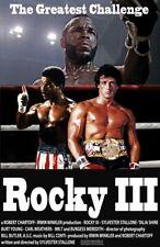 153450 Rocky Balboa Motivational Quotes Art Decor Wall Print Poster
