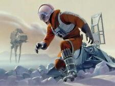 65024 Star Wars Hoth Wall Print Poster CA