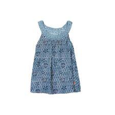 Mädchen Tunika Bluse blau | Boboli 475051 Gr. 98 104 110 116 122 128 140 152 164