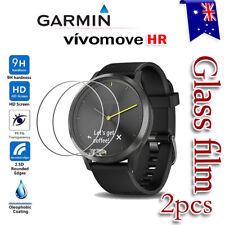 2X Garmin Vivomove HR Tempered Glass / Plastic Screen Protector Film Guard