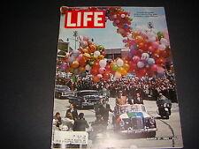 Life Magazine , March 27, 1964 , Charles De Gaulle , Lopez Mateo