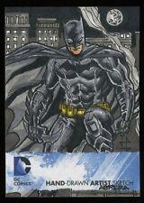 Cryptozic DC Comics The New 52 Artist's Sketch Card (BATMAN) ~ JULIUS ABRERA