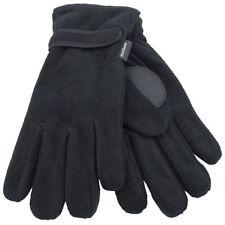 Thinsulate térmicas Guantes de lana polar de los hombres con la palma de agarre