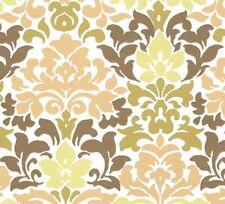 5 X A4 patrón de Paisley tarjeta Brillante Con Acentos De Oro Metálico 300gsm tradicional
