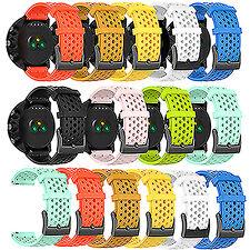 Silicone Watchband Colorful Strap for Spartan Sport/Sport wrist hr/Suunto9 baro