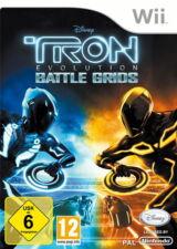 Tron: Evolution - Battle Grids Nintendo Wii, 2011, DVD-Box  -NEUWARE-