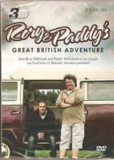 RORY AND PADDY'S GREAT BRITISH ADVENTURE 3 DVD BOX SET