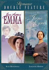 Romance Double Feature: Emma/Jane Eyre (DVD, 2009, 2-Disc Set)242
