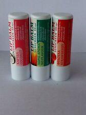 Rona Ross Lip Balm Sun Block SPF 15 (6 great flavours) EXPRESS P&P