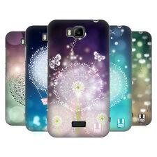 HEAD CASE DESIGNS Dandelions HARD BACK CASE PER Huawei Telefoni 2