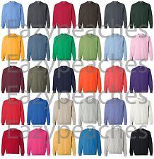 PEACHES Mens BIG & TALL LT-3XLT 4XLT Cotton Blend Crewneck Sweatshirt Jumper
