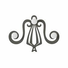 Gancio Appendiabiti da Parete Minerva design Arti e Mestieri in Ferro 3308