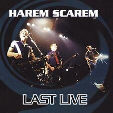 HAREM SCAREM-LAST LIVE (BONUS TRACKS) (REIS) CD NEW