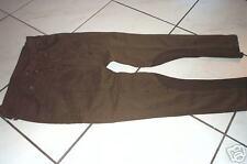 REPLAY coole braune Stiefel-Hüfthose Gr.146-164 NEU