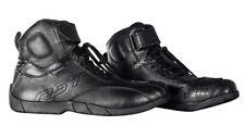 RST STUNT 2 Pro WP PELLE NERA caviglia Soto sportiva/SCOOTER GANASCE 1633