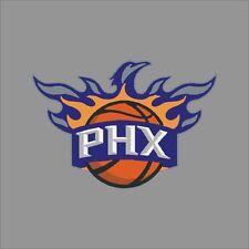 Phoenix Suns #6 NBA Team Logo Vinyl Decal Sticker Car Window Wall Cornhole