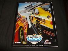 2010 DAYTONA 500 NASCAR EVENT PROGRAM