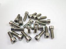 M8 x 25 Titanium Ti Socket Cap Head Bolts Allen Hex Screw Grade 5 -- 2/5/8pcs