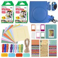 Fuji Instax 40 Sheet Film + Deluxe Stylish Kit for Fujifilm Mini 70 All Colors