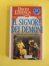 EDDINGS DAVID*IL SIGNORE DEI DEMONI - SPERLING 1994