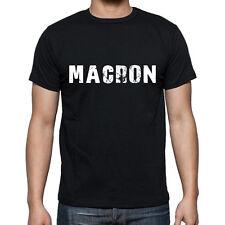macron Tshirt, Homme Tshirt Noir, Mens Tshirt black, Cadeau, Gift