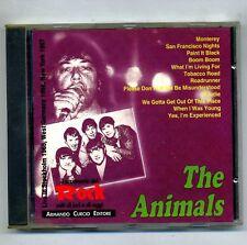 THE ANIMALS # LIVE IN STOCKHOLM 1965 # Curcio # CD Rock