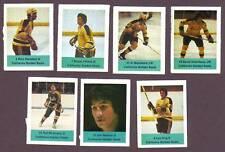 1974-75 Acme Loblaws Hockey Bruce Affleck California Golden Seals