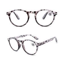 Classic Retro Round Reading Glasses for reader women men +1.0 to +4.0 Presbyopic