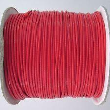 1 bobine de fart ou coton ciré 1 mm marron ±10 m.