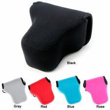 Neoprene Soft Camera case bag for FUJIFILM X-T2 X-T1 X-T20 X-T10 Sony A7
