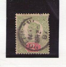Gran Bretaña valor clasico del año 1887 (P-192)