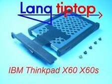 Einbaurahmen für IBM Thinkpad X60 X60s X61s + Abdeckung + Schrauben