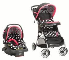 Disney Baby Minnie Mouse Lift & Stroll™ Plus Travel System, Minnie...