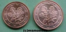Deutschland 2+5 Euro Cent Münzen Euromünzen Pj.2006 Wahl Prägestandort A,D,F,G,J