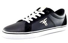 FALLEN 41070083/BKKH GRIFFIN Mn's (M) Black/Khaki Leather Skate Shoes