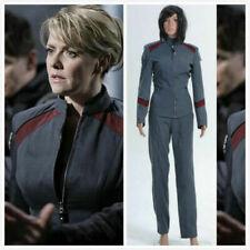 Hot!Stargate Atlantis Samantha Carter Teyla Uniform Costume Cosplay#