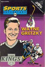 1992 RARE *WAYNE GRETZKY* SUPERSTAR COMIC BOOK SHARP UNREAD CONDITION!