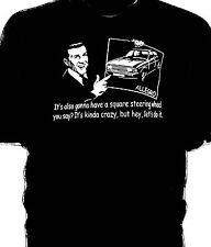 Coche Clásico Austin Allegro Humor T-Shirt