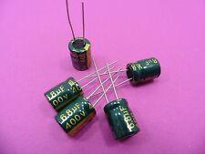 400v 6.8uf Chong Condensatore elettrolitico Low ESR Genuine ad alta frequenza