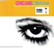 CHICANE - Offshore (UK 3 Track CD Single)