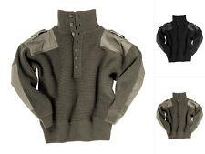 Mil-Tec Österreichischer Alpin Pullover Sweatshirt Sweater Strickpullover 48-60