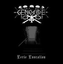 Genocide - Eerie Evocation CD 2011 German black metal Van Records