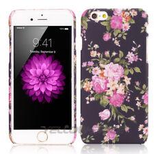 iPhone 6 6s /6 6s Plus Luxury Case Cover Lightweight Cute Vintage + 2pcs Ear Cap