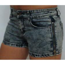 Shorts jeans pantaloncino denim short donna pantaloncini jeans tg 36 38 40