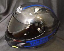 X-Lite X803 CARBON Puro Gloss YAMAHA Stickers FREE Dark Visor Motorbike Helmet