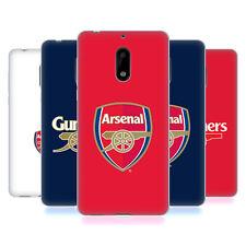Oficial Arsenal FC 2016/17 Crest caso De Gel Suave Para Teléfonos Nokia 1