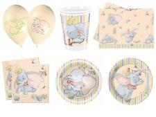 Disney Dumbo Fiesta De Cumpleaños suministros-Vajilla & Decoraciones-seleccionar elemento