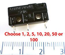 Landis & Gyr SAIA XCF3 Microswitch 250VAC 10A Plunger Switch SPCO MBG019b
