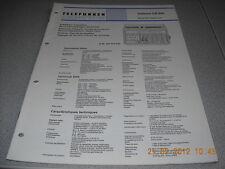 VALIGIA TELEFUNKEN RADIO BAJAZZO cr950 service manual