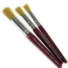 Pro Arte Series SB Stencil brushes Artist crafter stenciling single brush